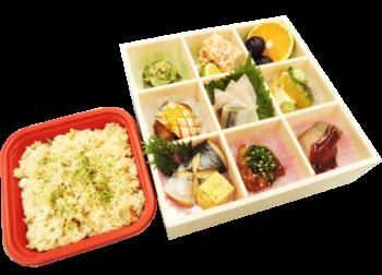 四季旬菜弁当